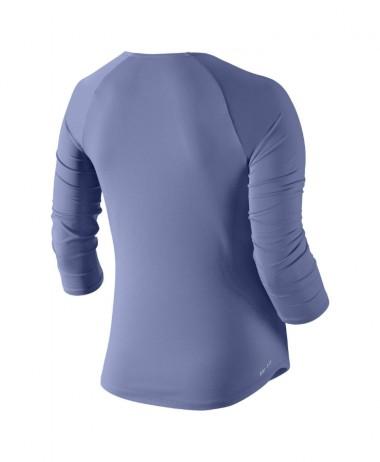Nike ladies pure slate purple