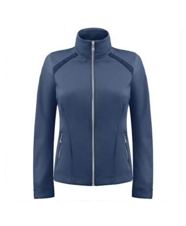 Poivre Blanc ladies tennis jacket Blue