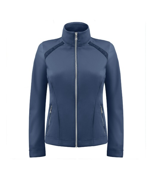 Poivre Blanc ladies tennis jacket Blue
