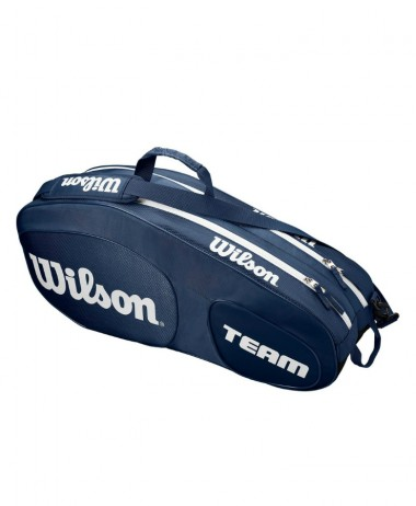 WILSON TEAM III BLUE BAG