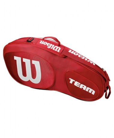 Wilson Team III Red Bag tennis