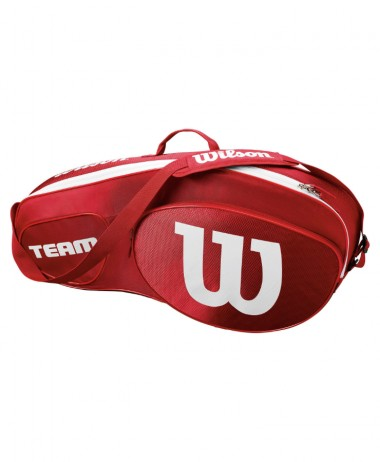 Wilson Team III red bag