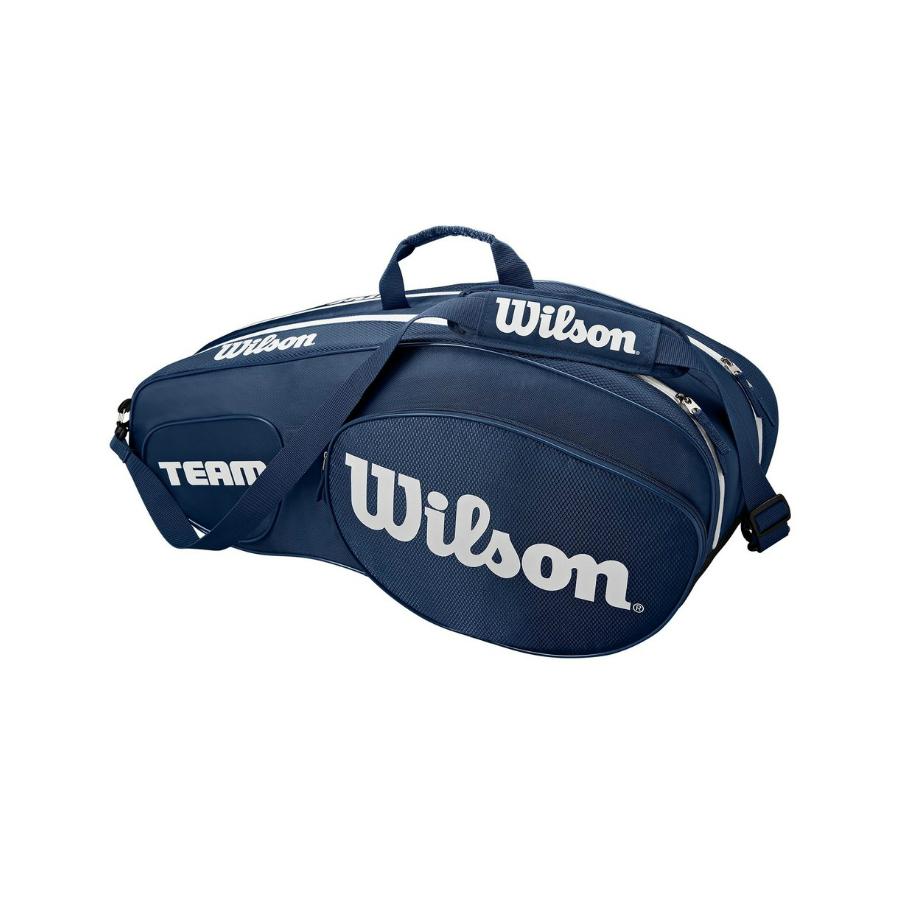 Wilson Team Iii Tennis Racket Bag