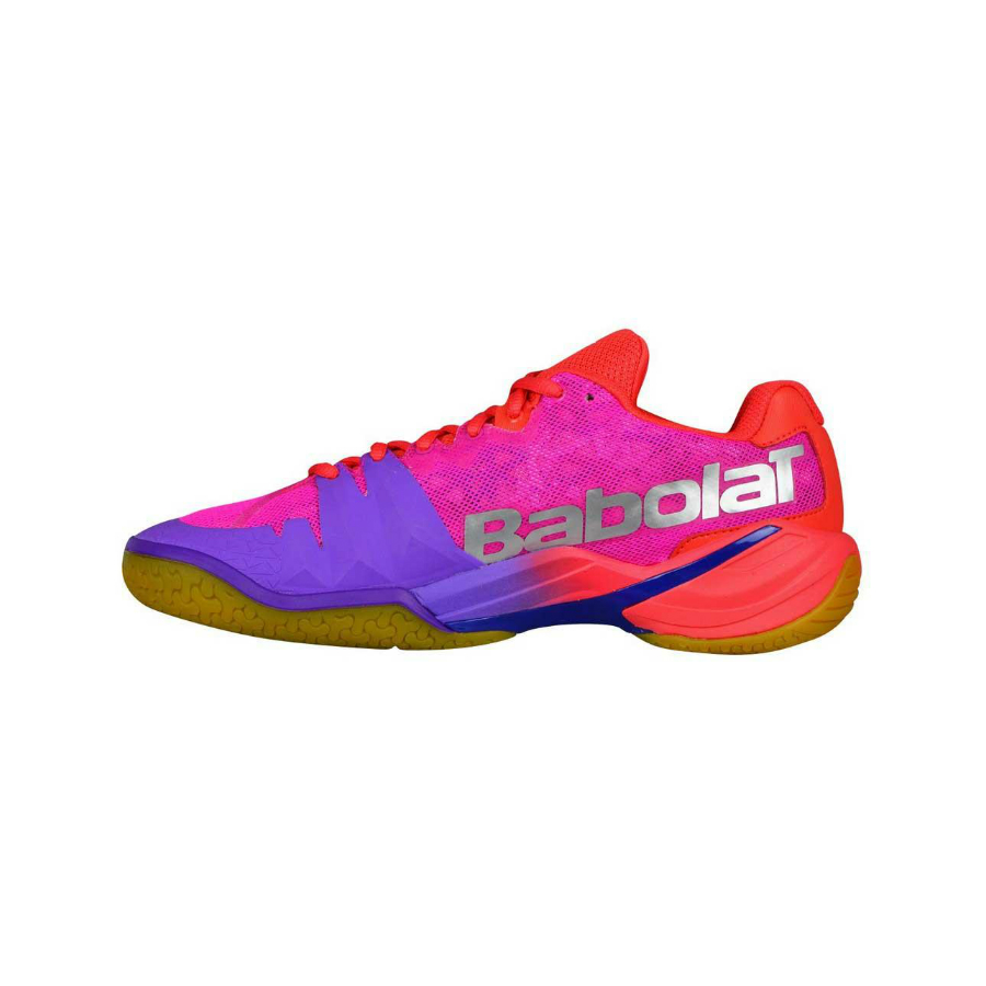 bfd7ce4f2737 BABOLAT SHADOW TOUR Ladies Indoor Court Shoe 2018 - Pure Racket Sport