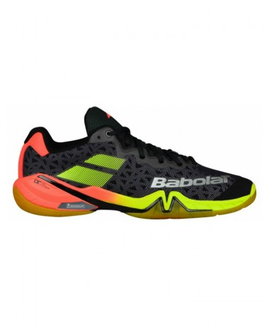 9a5c2f9f3271 Babolat shadow Tour Mens Indoor Shoe