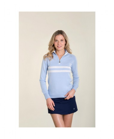 Birdie London Pale Blue Jumper