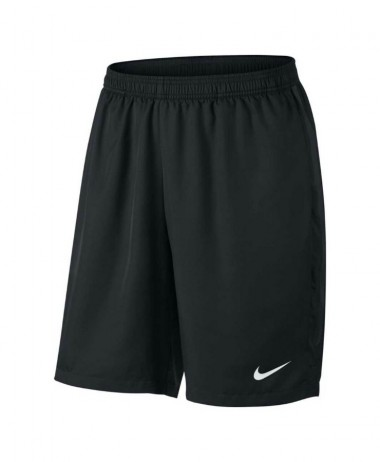 Nike Mens Nikecourt shorts Black