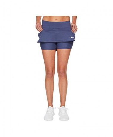 Nike pure ladies skirt blue