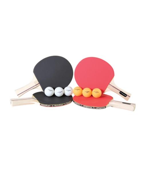 Ping Pong 4 Player Set
