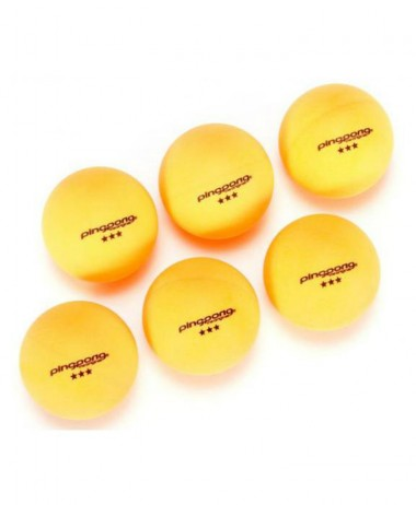 Ping Pong Table Tennis Balls Orange