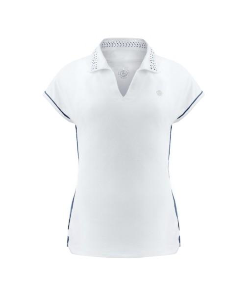 Poivre Blanc Ladies Tennis Polo