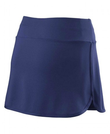 wILSON LADIES TENNIS SKIRT BLUE