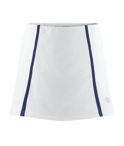 Poivre Blanc Ladies tennis skort white