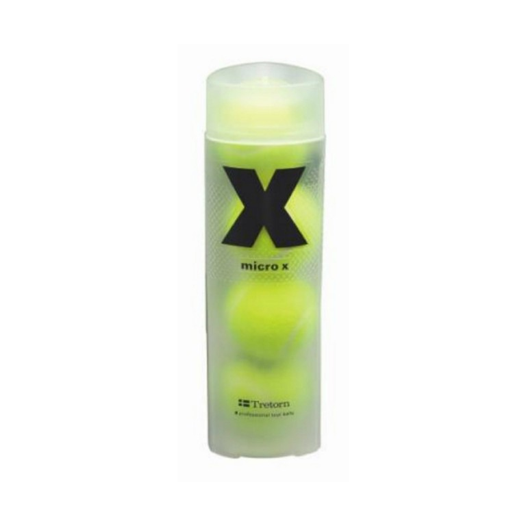 Tretorn Micro X Tennis Balls