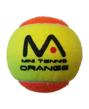 mantis orange tennis balls