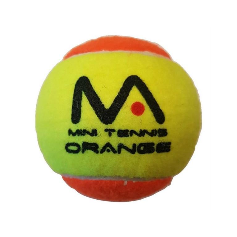mantis orange tennis balls