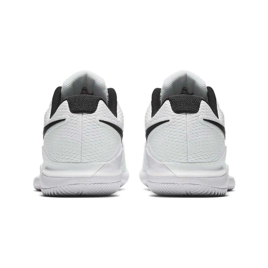NIKE AIR ZOOM VAPOR X HC Mens Tennis Shoe 2018 White / Pale Blue