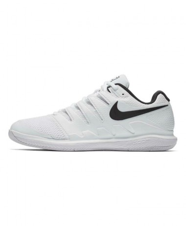 Nike air zoom vapor white tennis shoe