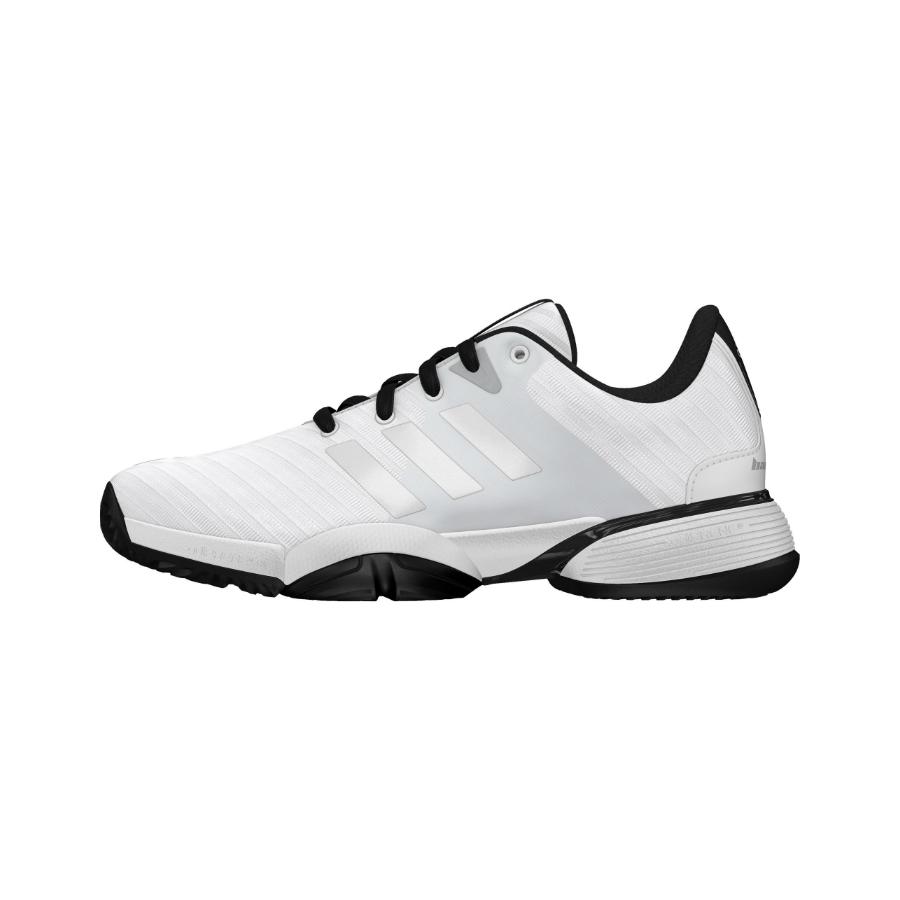 sale retailer 64057 f9dba Adidas Barricade Junior Tennis Shoe