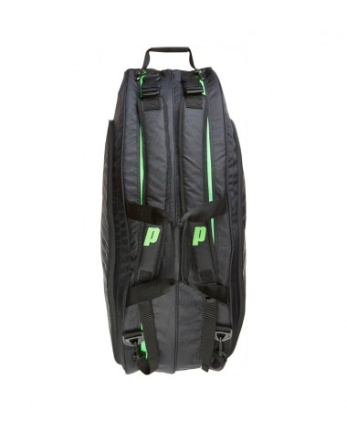 Prince Tour Racket Bag Black green