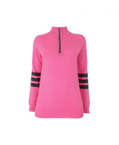 Birdie London pink jumper