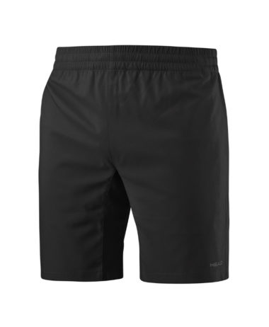 Head Boys Club Bermuda Shorts - Black.2018jpg