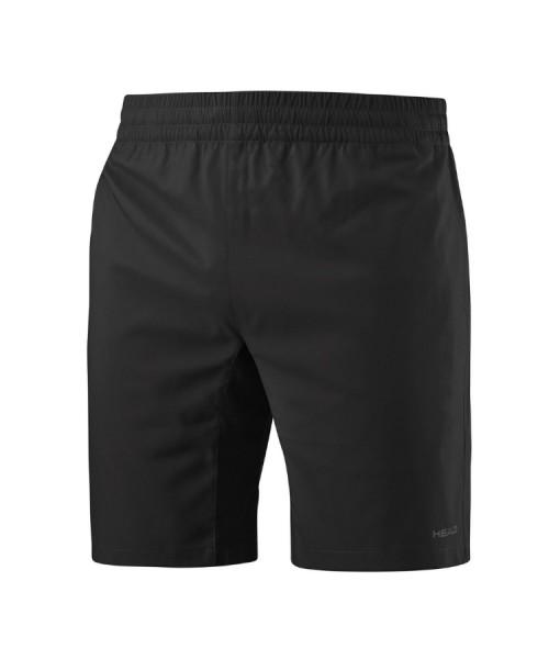 Head Boys Club Bermuda Shorts – Black.2018jpg