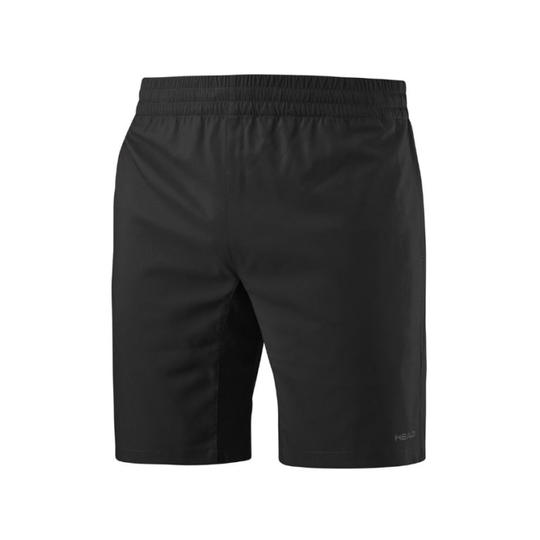 Head Boys Club Bermuda Shorts – Black.2018jpg