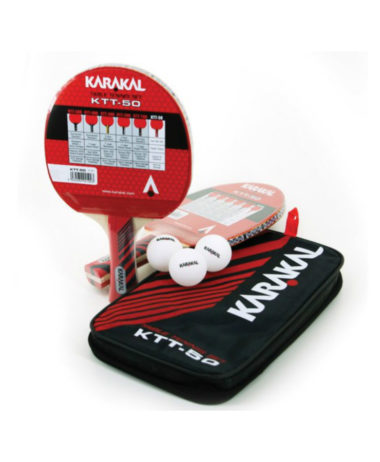Karakal Ktt 50 Table Tennis 2 Bat Set