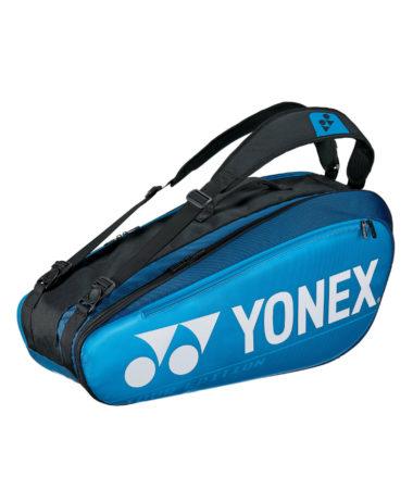 Yonex Pro 6 x Racket Bag - blue
