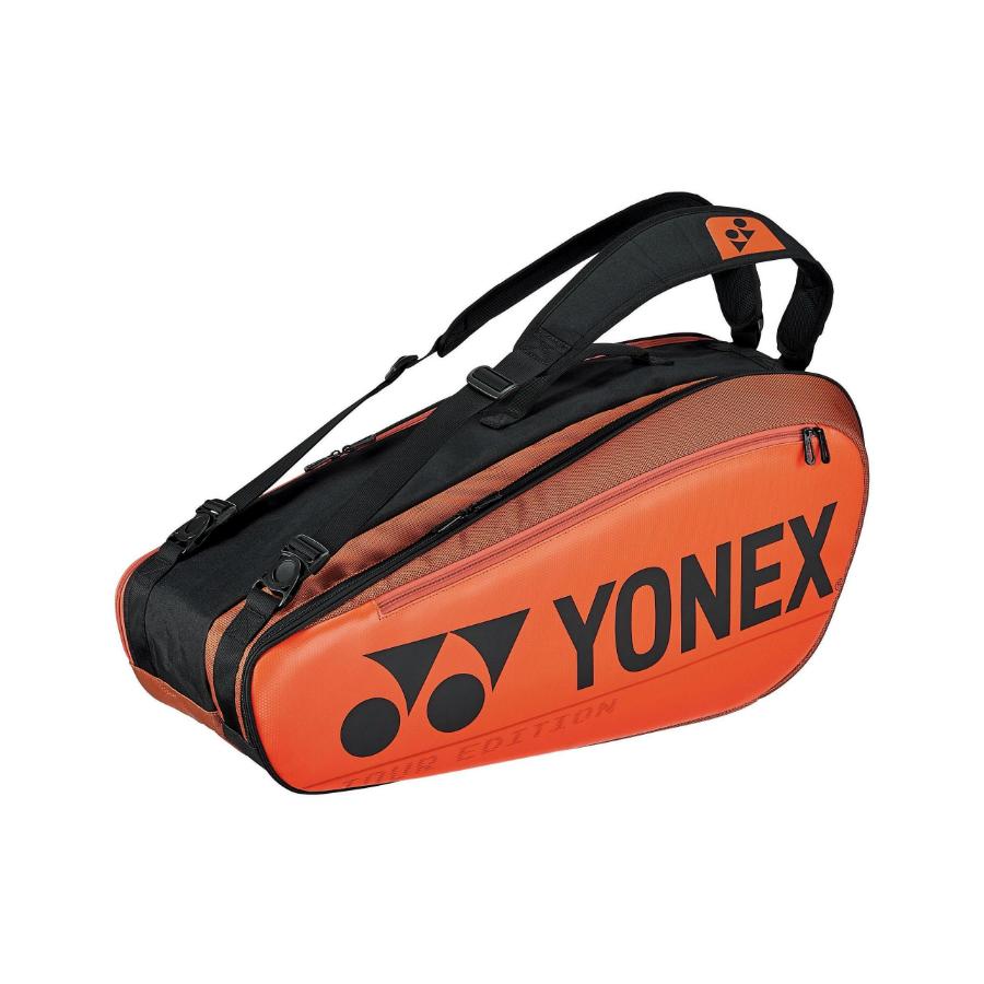 Yonex pro 6 x Racket Bag - Copper Orange