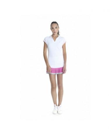 Poivre Blanc Ladies Tennis Polo Shirt