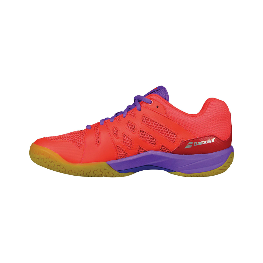 fa76e7ccd BABOLAT SHADOW TEAM 2019 Ladies Indoor Court Shoe - Pure Racket Sport