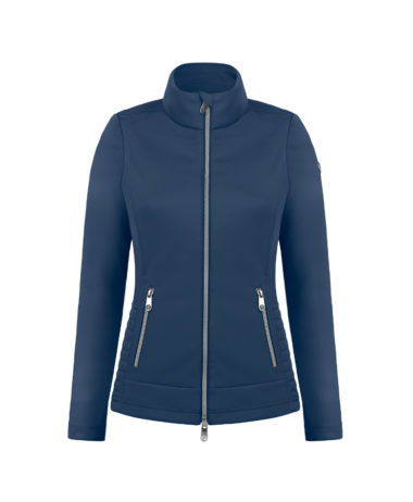POIVRE BLANC TENNIS LADIES JACKET - BLUE