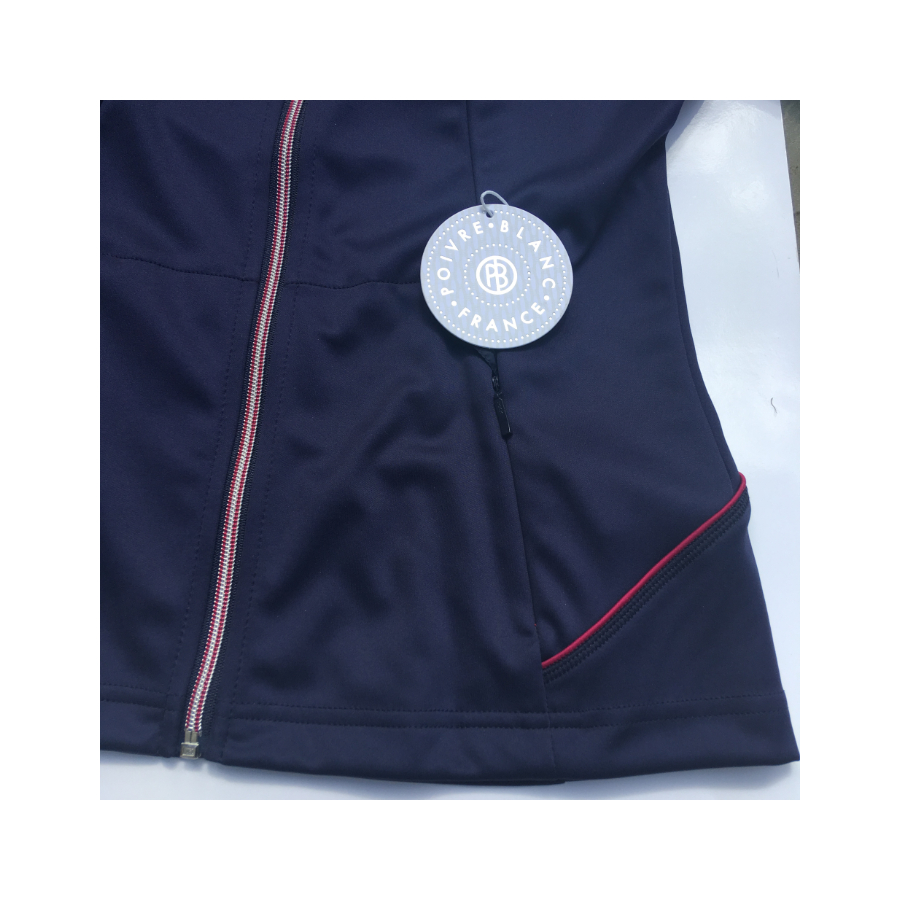 Poivre Blanc Ladies Tennis Jacket