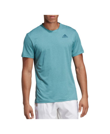 Adidas mens Parley Stripe T-Shirt