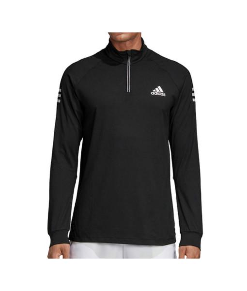 Adidas club Midlayer Tennis Top black