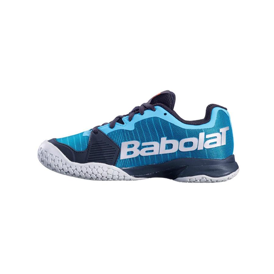 1d542e28742f37 BABOLAT JET ALL COURT JUNIOR Tennis Shoe 2019 - Pure Racket Sport