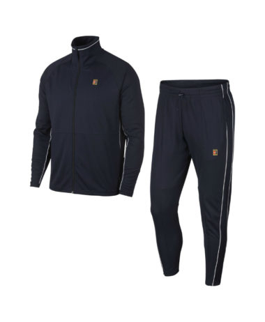 Nike mens tennis warm up suit