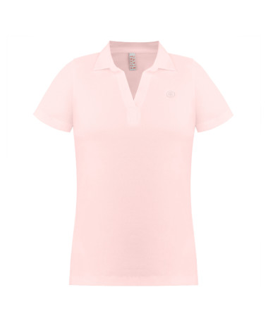 Poivre blanc ladies tennis polo (2)