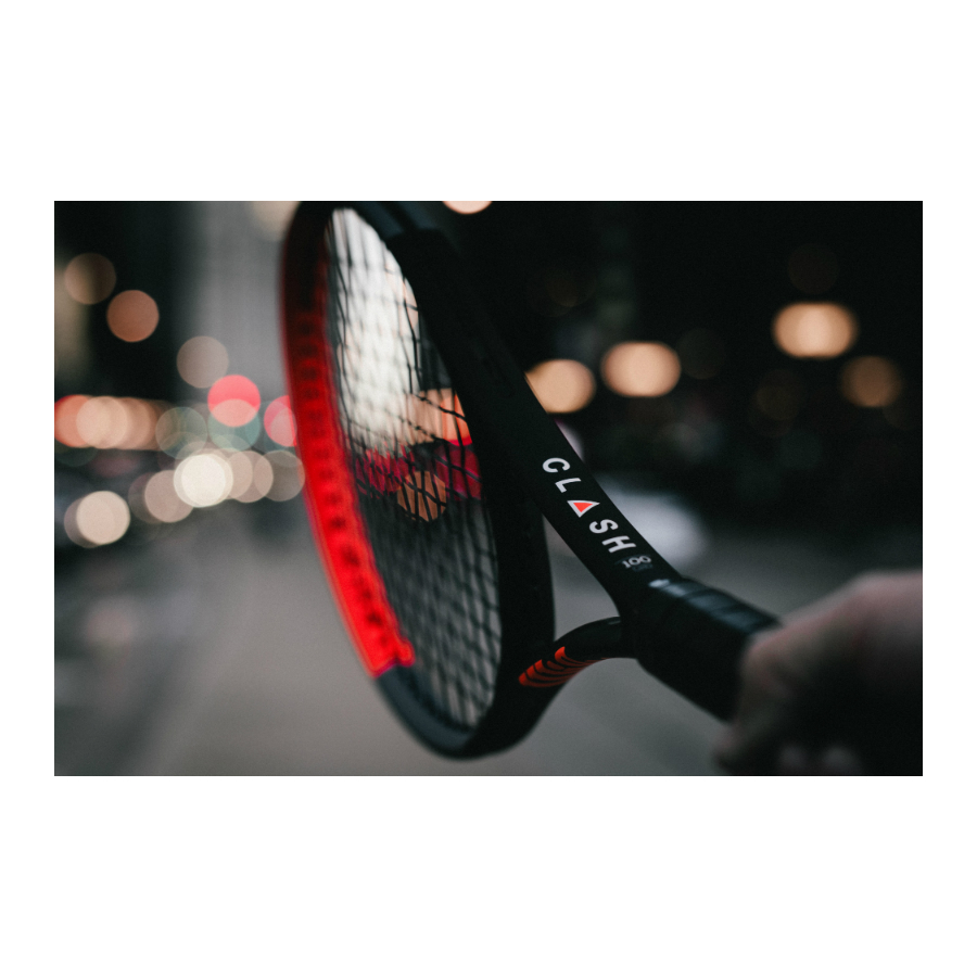 WILSON CLASH 100 (295g) Tennis Racket 2019