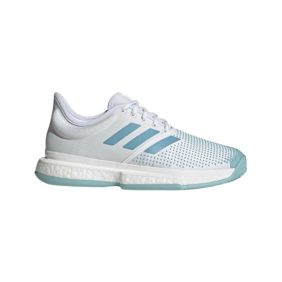 2935a6feb ADIDAS SOLE COURT BOOST Ladies Tennis Shoe 2019 - Pure Racket Sport