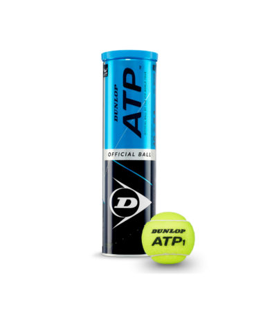 Dunlop ATP Tour Official Tennis Balls 2019