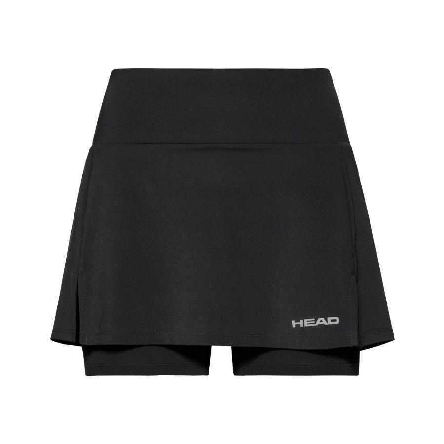 Head girls tennis skirt - black