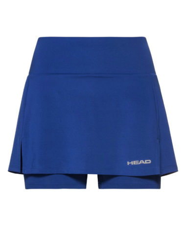 Head Girls Tennis Skirt - Royal blue
