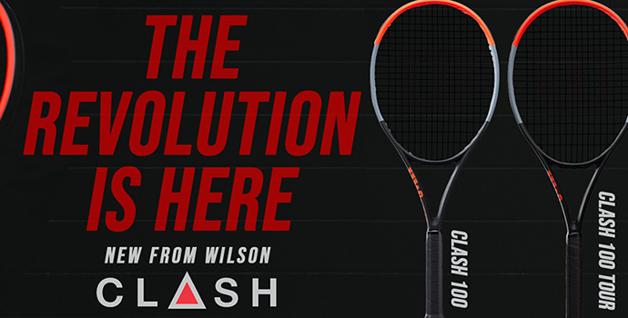 Wilson Clash 100 Tour Tennis Racket 2019
