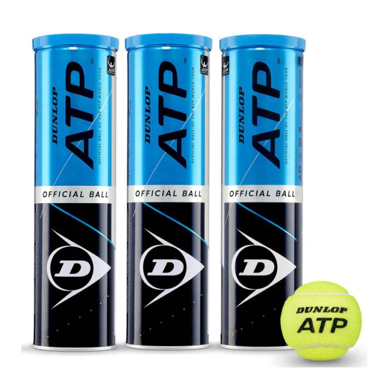 Dunlop ATP Balls