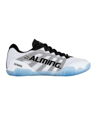 Salming Hawk Mens Indoor Court shoe - White