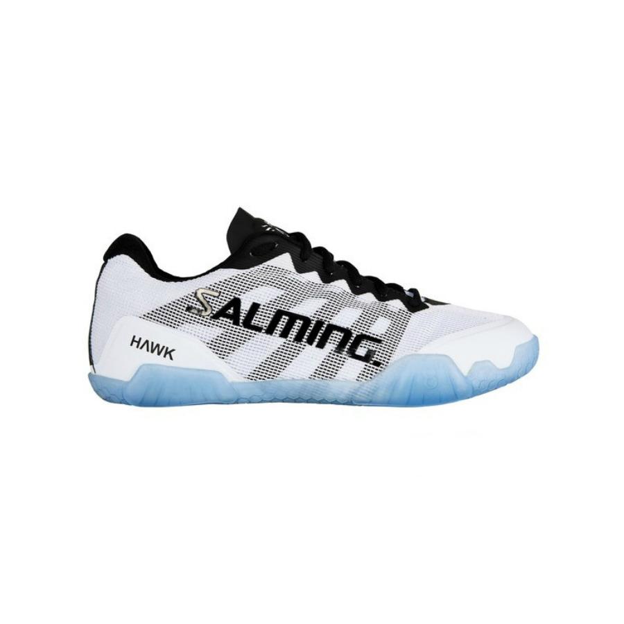 Salming Hawk Mens Indoor Court shoe - White