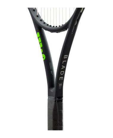 WILSON BLADE 98 V7 (16x19) Tennis Racket 2019